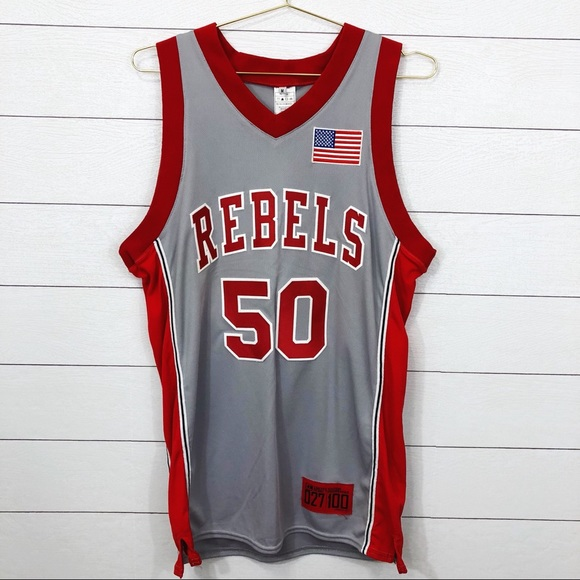 wholesale dealer da2b4 2af29 UNLV Rebels Jersey - Greg Anthony